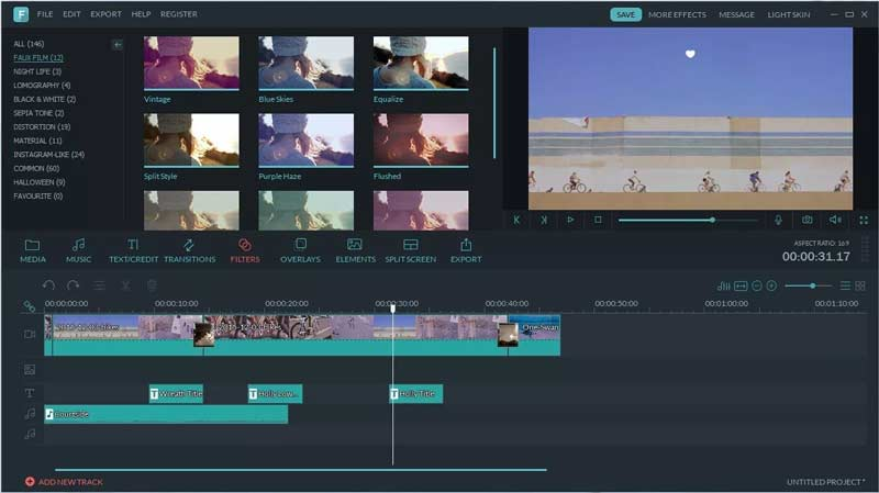 Wondershare Filmora Terbaru