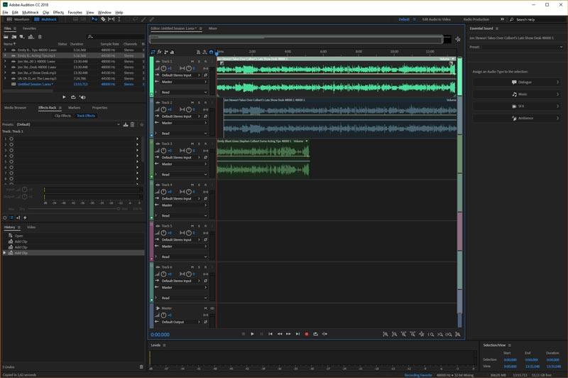 Adobe Audition CC Full Crack Terbaru