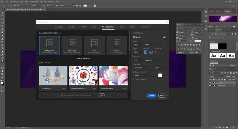 Download Adobe Photoshop CC 2017 Terbaru Full Version