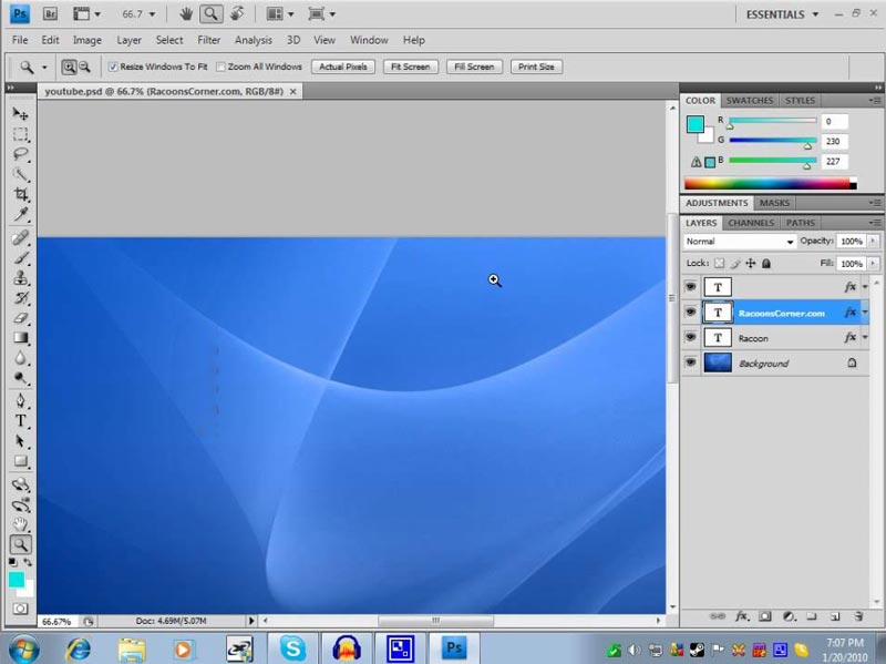 Adobe Photoshop Portable CS4 Free Download