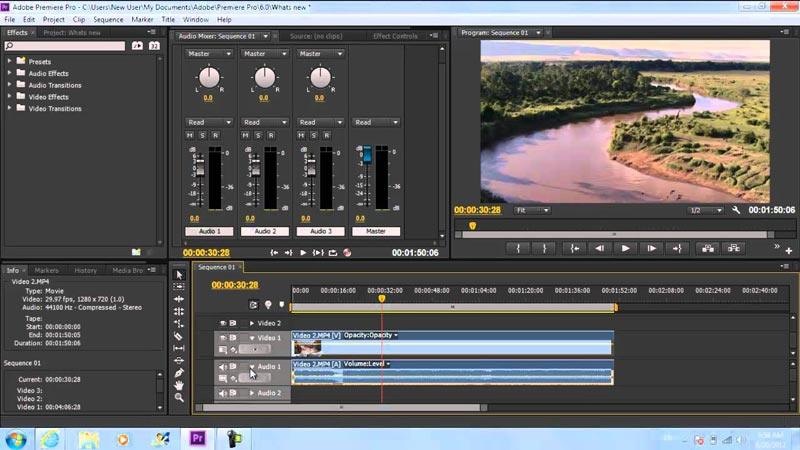Download Adobe Premiere Pro CS6 Full Version Final Crack