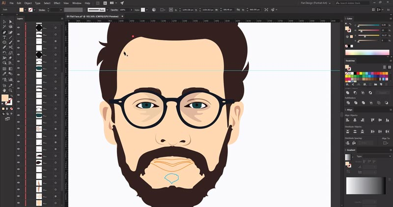 Free Download Adobe Illustrator CC 2018 Full Version Final Patch