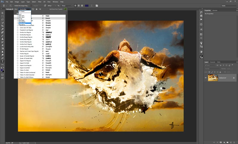 Free Download Adobe Photoshop CC 2015 Portable Final