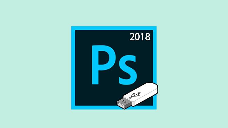 Download Adobe Photoshop CC 2018 Portable Gratis