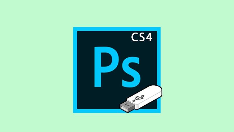 Download Adobe Photoshop CS4 Portable Gratis