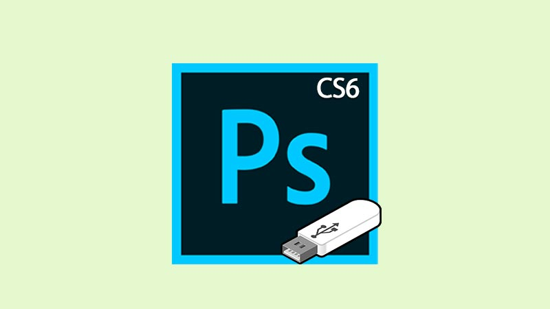 Download Adobe Photoshop CS6 Portable Gratis