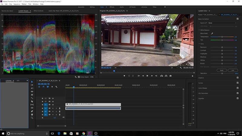 Download Adobe Premiere Pro CC 2017 Full Crack 64 bit