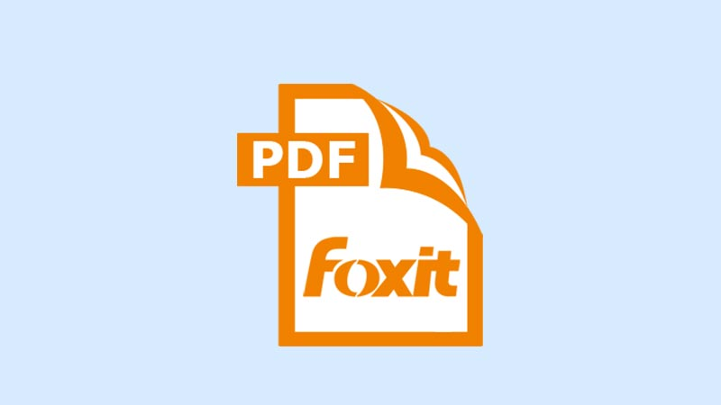 Download Foxit Reader PDF Gratis Full Version