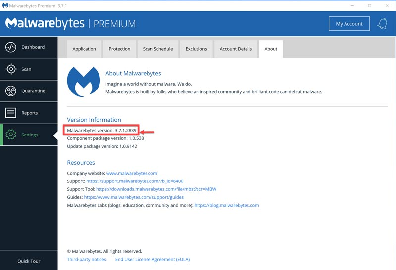 Download Malwarebytes Anti Malware Terbaru