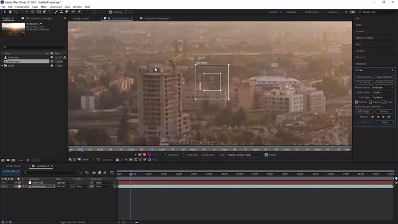 Adobe After Effects CC 2018 Final Full Version Crack