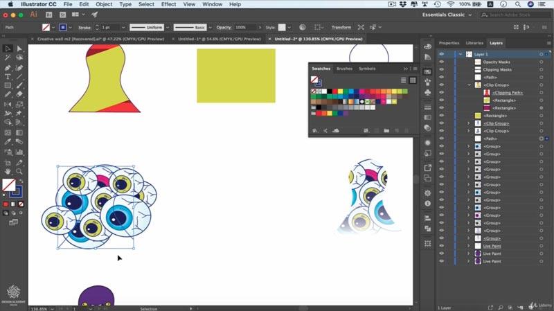 Adobe Illustrator CC 2018 Mac Final Full Version Free Download