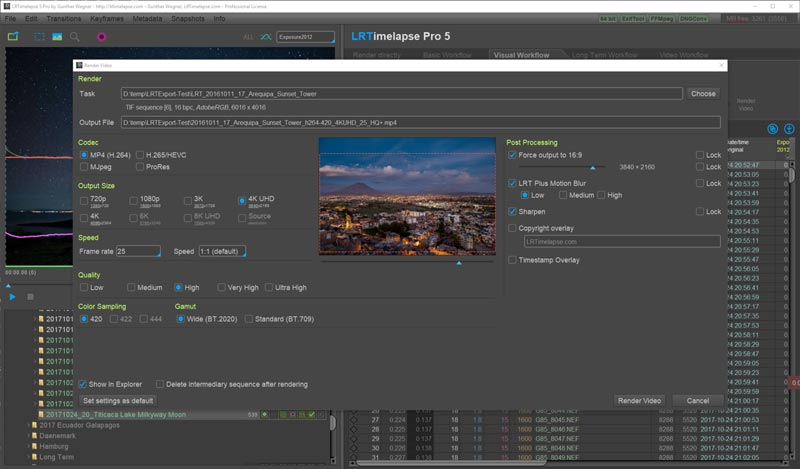LRTimelapse Pro 5 Final Full Version Gratis Windows Mac