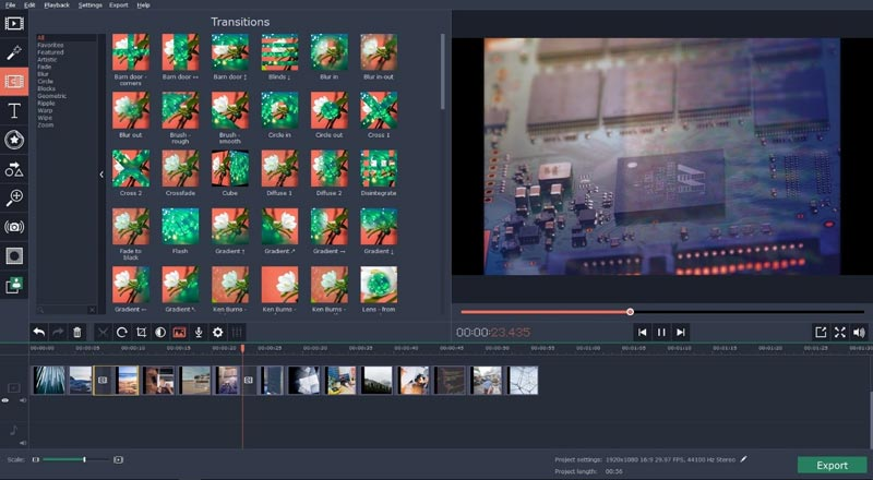Movavi Video Editor Free Download Full Version