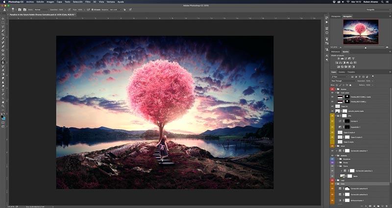 Adobe Photoshop CC 2015 Mac Full Version Terbaru