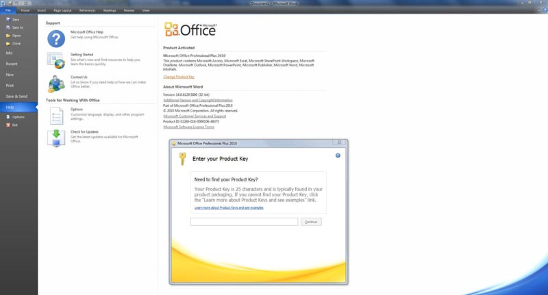 Free Download Microsoft Office 2010 Pro Plus Full Version Terbaru