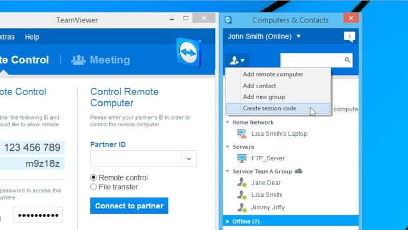 Free Download Team Viewer Full Crack Terbaru