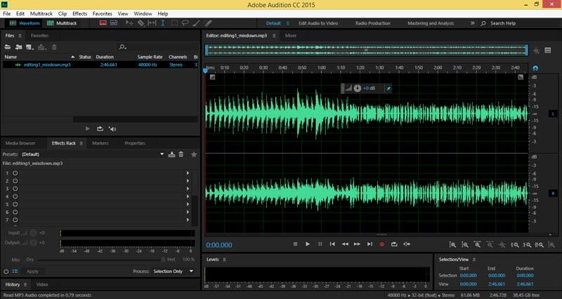 Free Download Adobe Audition CC 2015 Terbaru Full Crack Patch
