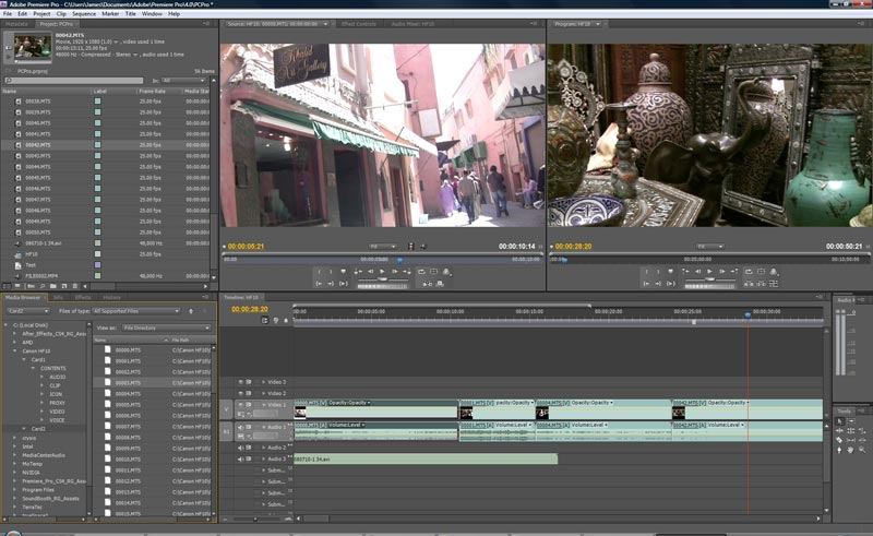 Adobe Premiere Pro CS4 Gratis Download Full Version