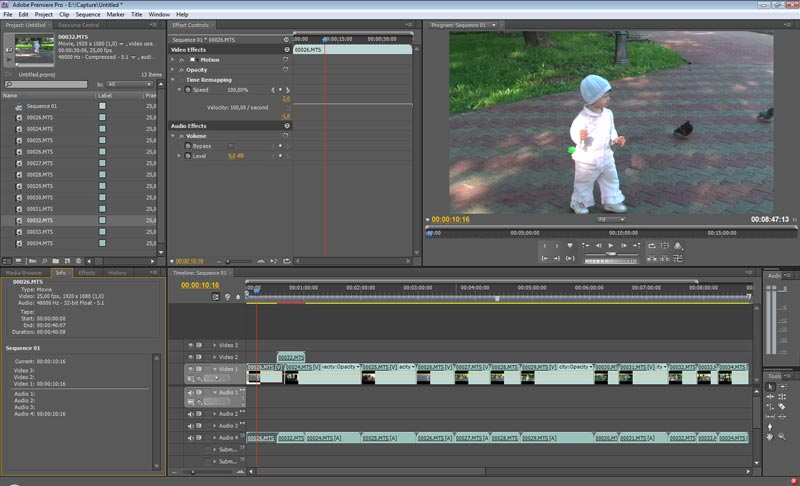 Adobe Premiere Pro CS4 Portable Final Free Download