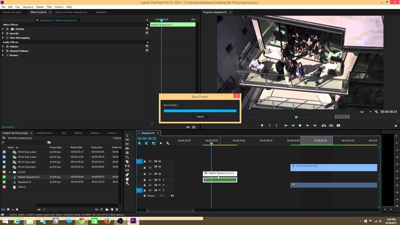 Free Download Adobe Premiere Pro CC 2014 Full Crack Gratis
