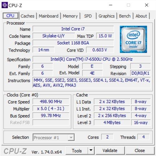 Download CPU-Z Terbaru Gratis
