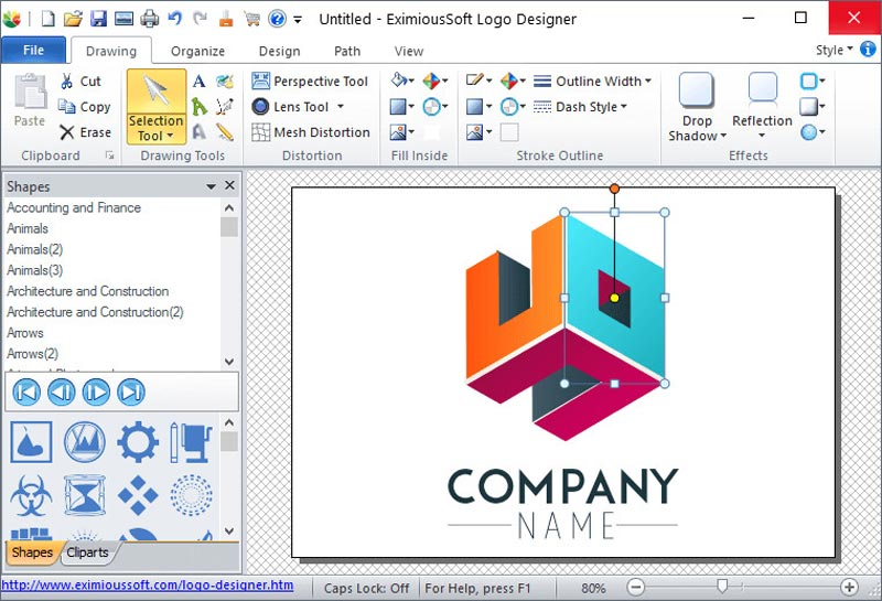 Free Download EximiousSoft Logo Designer Pro 3.05 Final