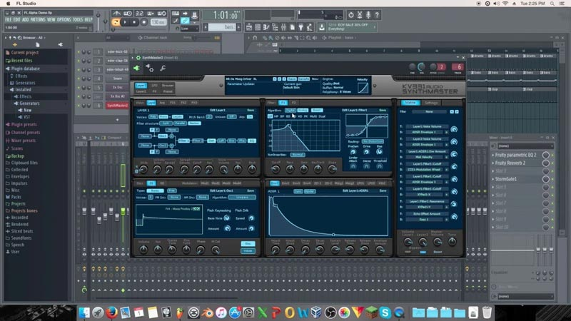 FL Studio 20 MacOSX Free Download