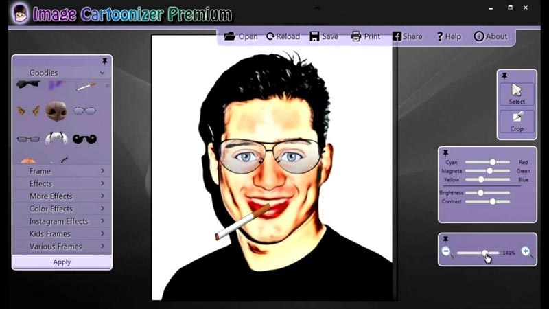 Image Cartoonizer Premium 2 Full Version Free Download