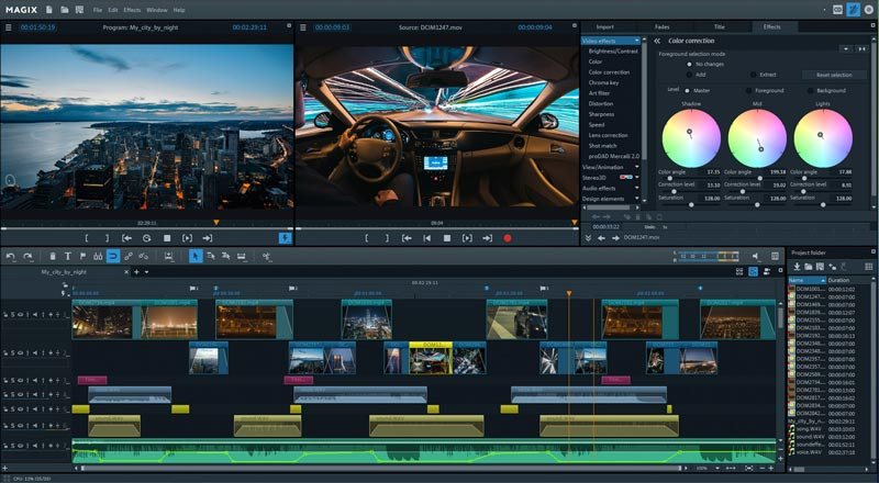 Magix Video Pro X10 Free Download Full Version