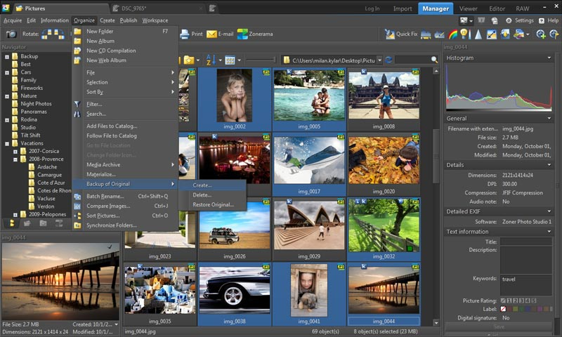 Zoner Photo Studio Pro X 19 Full Version Gratis