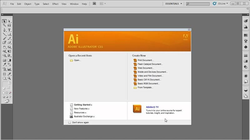 Download Adobe Illustrator CS5 Full Version Terbaru