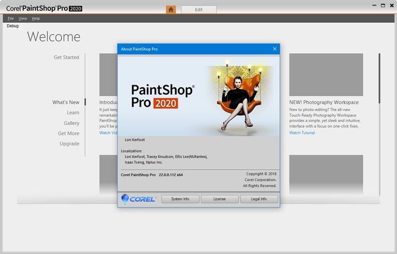 Free Download Corel PaintShop Pro Ultimate 2020 Final Terbaru