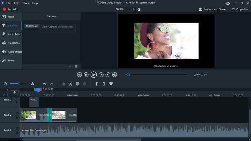 Download ACDSee Video Studio Full Crack Gratis