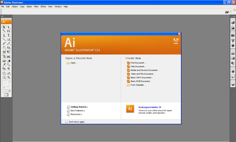 Download Adobe Illustrator CS3 Full Version Gratis