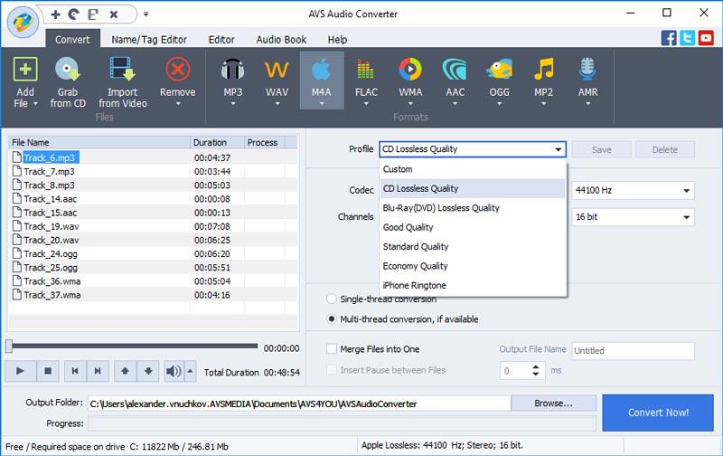AVS Audio Converter Free Download Terbaru