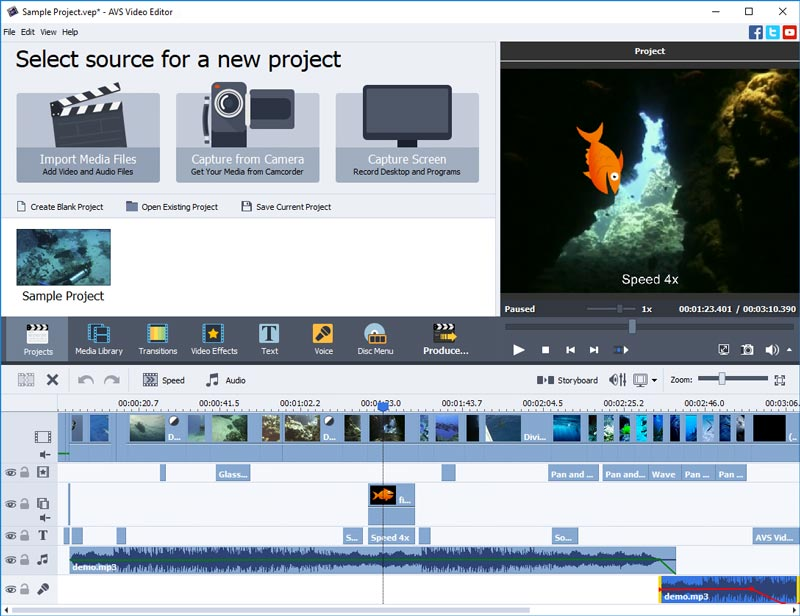 AVS Video Editor Full Crack Free Download