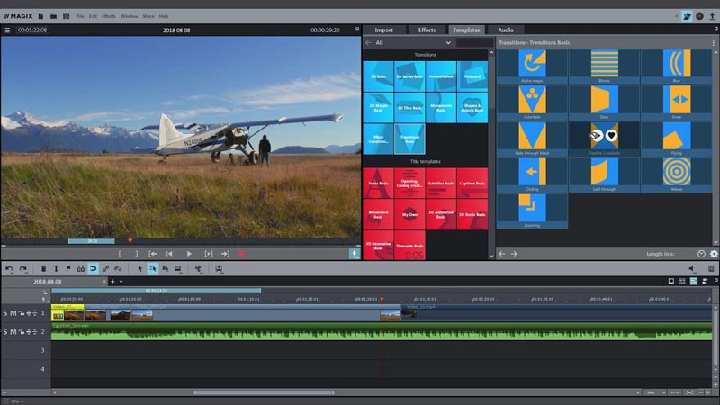 Download Magix Movie Edit Pro 2019 Premium Full Crack Gratis