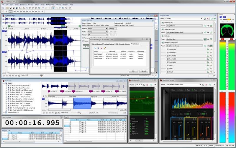 Magix Sound Forge Pro Full Version Terbaru