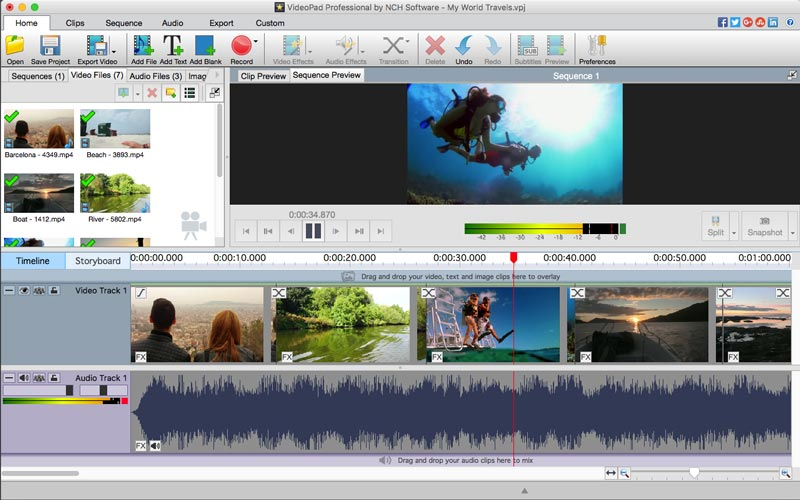VideoPad Video Editor Pro Full Crack Terbaru Gratis Download