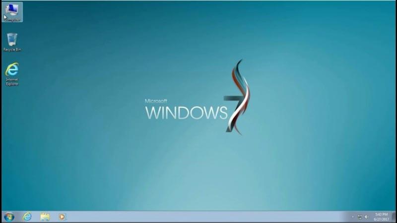 Windows 7 Super Lite Edition Full Version Gratis