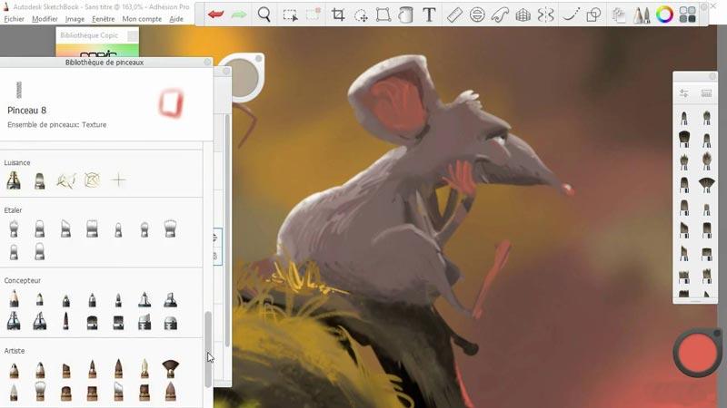 Download Autodesk Sketchbook Pro 2020 Full Version