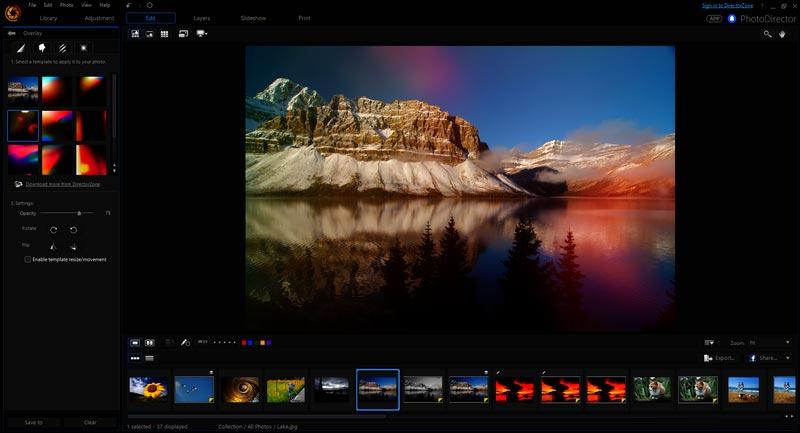 Download Cyberlink PhotoDirector Ultra Full Crack Windows