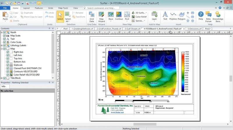Golden Software Surfer Full Version Gratis Download