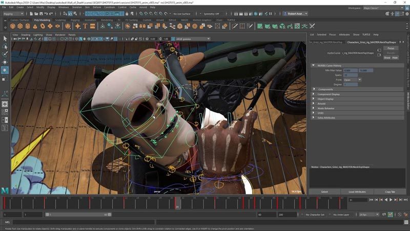 Download Autodesk Maya 2019 Full Crack Terbaru