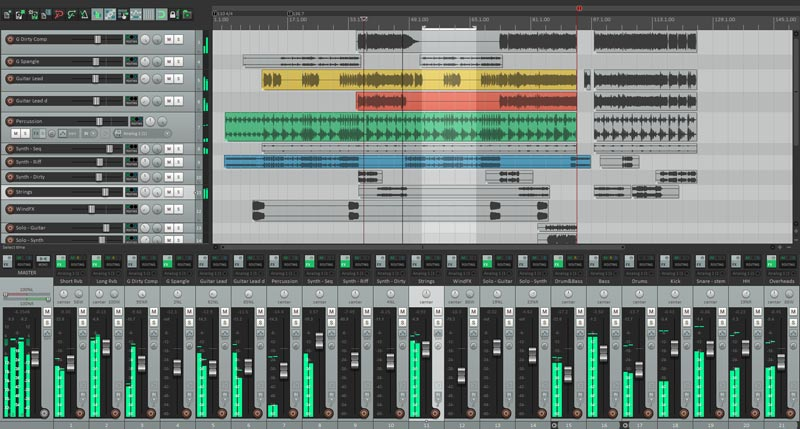 Free Download Reaper Full Patch Gratis