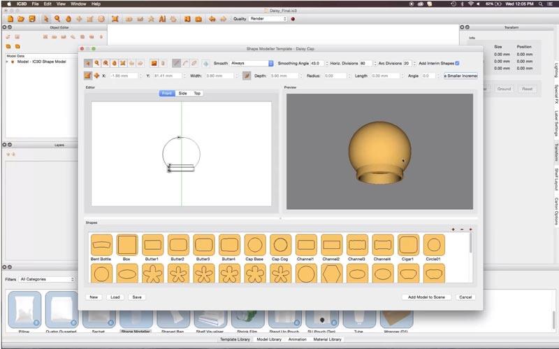 Download iC3D Full Crack