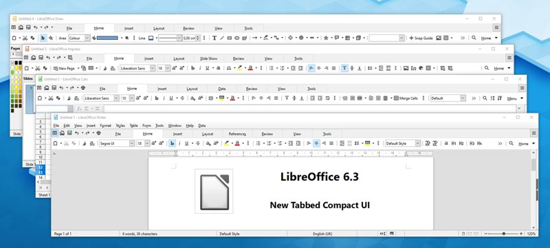 Free Download LibreOffice Full Version Final