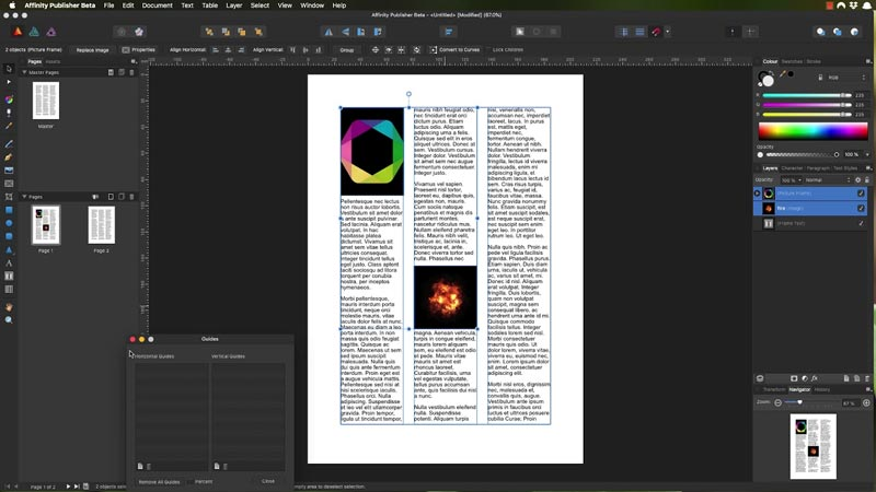 Free Download Serif Affinity Publisher Full Crack