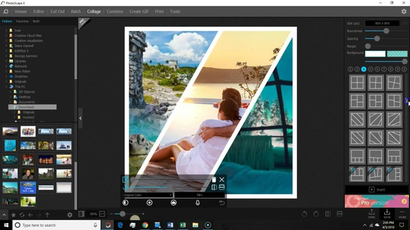 Free Download PhotoScape X Pro Full Crack