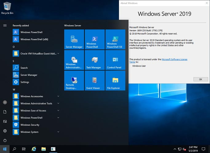 Download Windows Server 2019 Full Version Terbaru